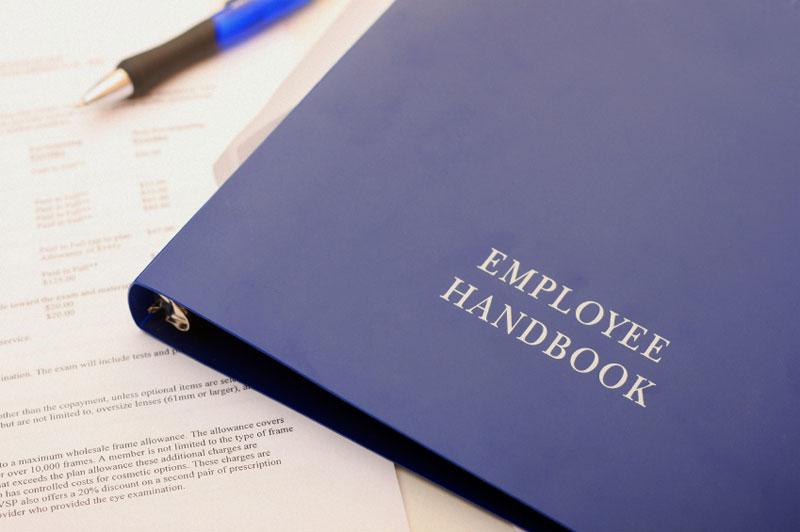 Arbitration agreements in employee handbooks enforceable?