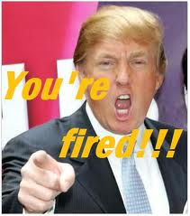 Wages on firing, termination, layoff, quitting, etc. Donald Trump