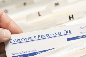 Employee Personnel File Employment Attorney Request Employee File