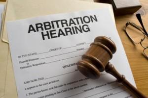 Robert Odell Arbitration Harris v. Bingham McCutchen