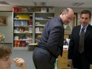 The Office - Men Harassing Men At Work